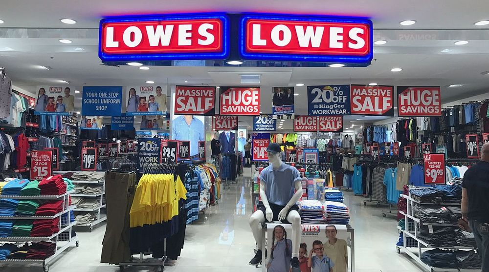 lowes Shop